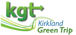 Kirkland Green Trip logo