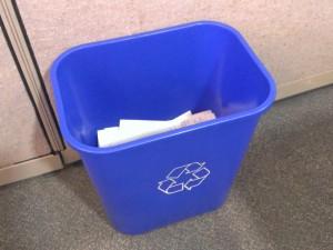 recycle bin deskside