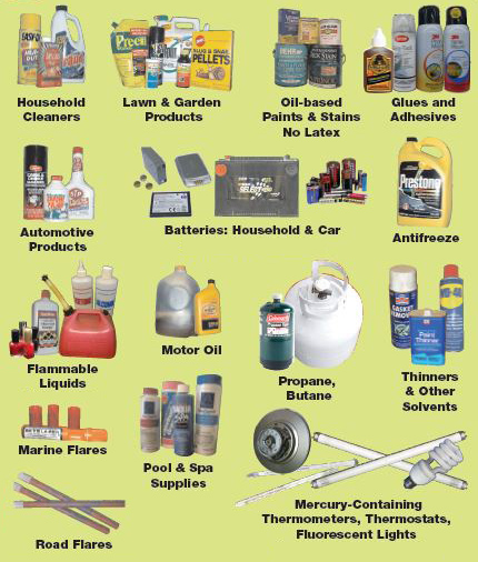 Deadly Household Items: Safe Spring Cleaning