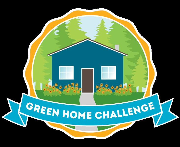 Green Home Challenge Badge